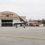 Reaper Drone at Hancock Air Base