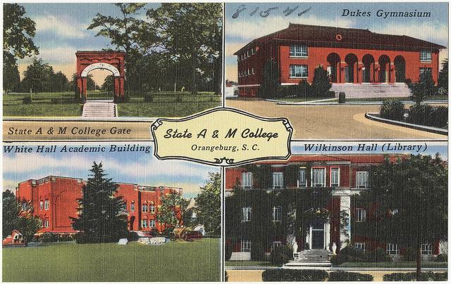 State A&M College, Orangeburg SC