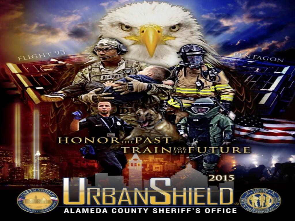Urban Shield Alameda County