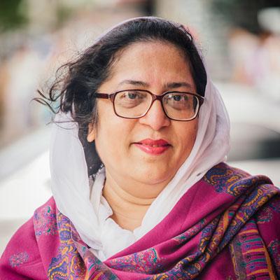 Shahina Parveen