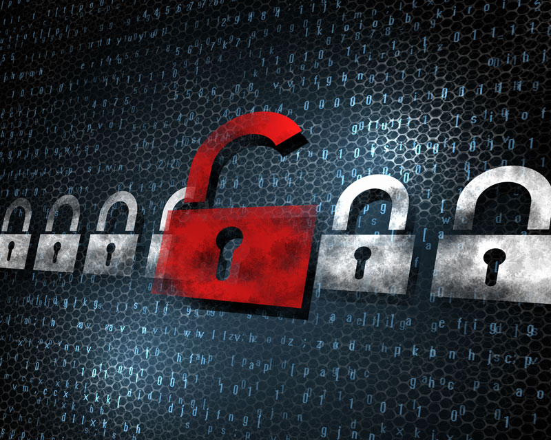 Image of Digital Encryption