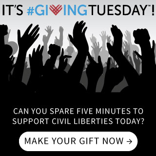 Support BORDC/DDF on #GivingTuesday!