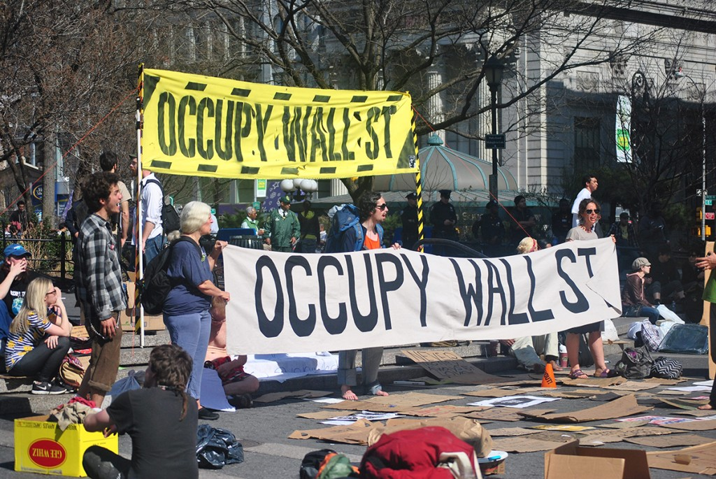 Occupy Wall Street Protests