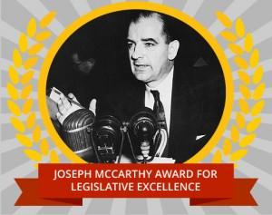 McCarthy Award
