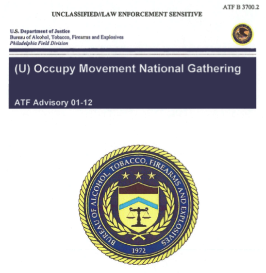 Cover of ATF Report