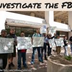 Investigate the FBI!