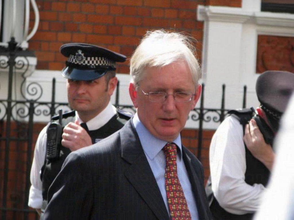 photo of Craig Murray British Ambassador whistleblower